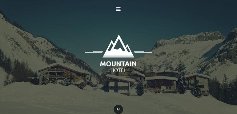 create-a-hotel-website-mountain