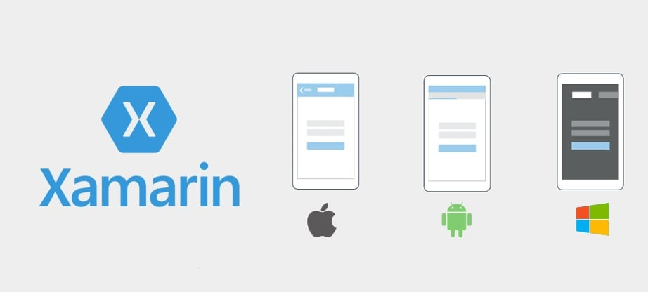 Cross platform mobile app development - Xamarin