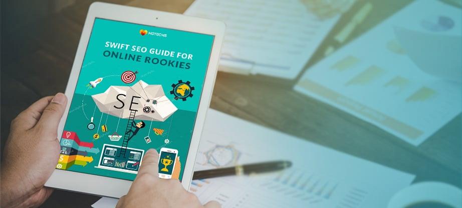 SEO marketing free eBook - main image