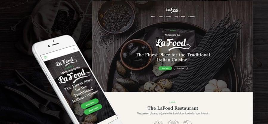 la food startup marketing