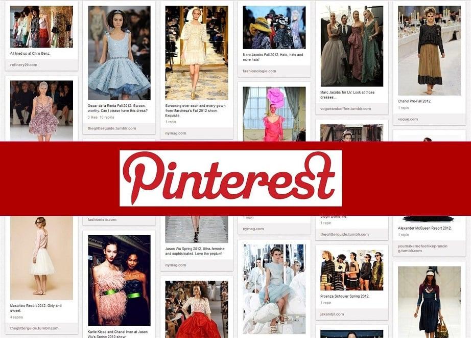 Pinterest trends - Pinterest main