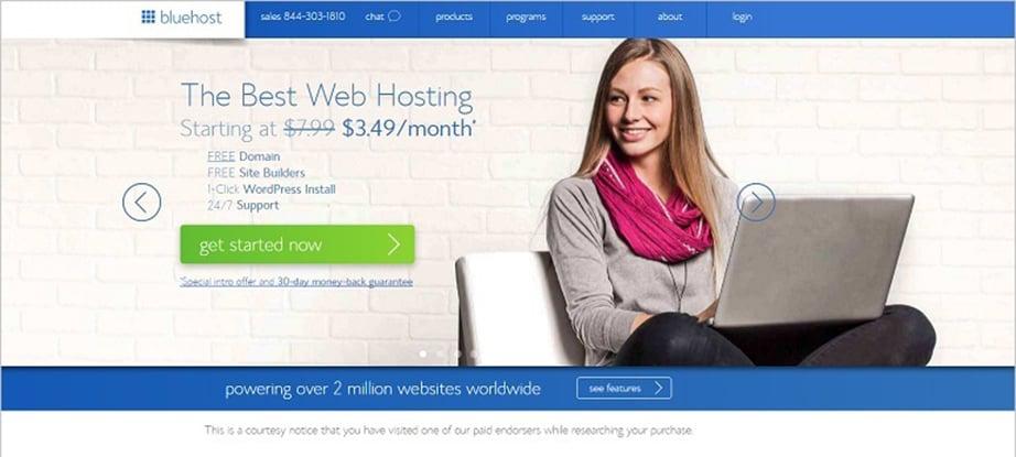choose hosting