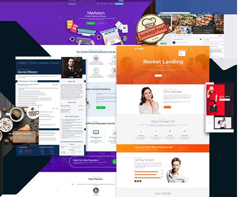Web Design Bundles | Download Unique Graphics - DesignWebKit