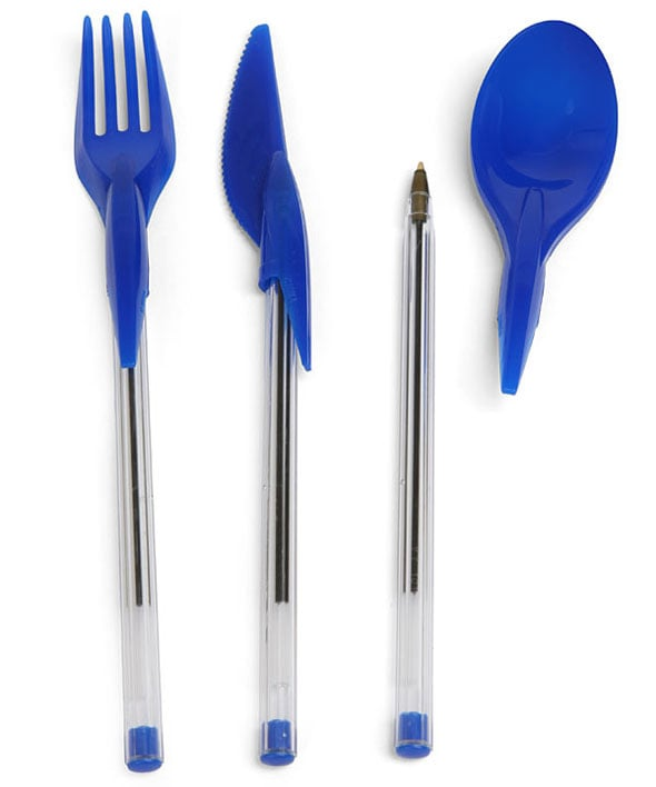 utensil set for office