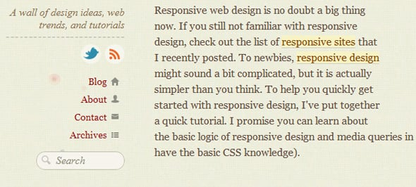 Responsive Design in 3 Steps