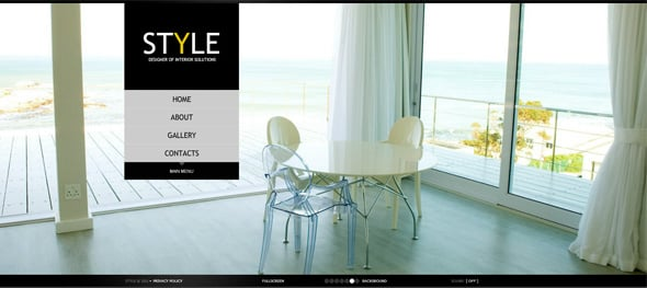 FlashCMS-template-for-interior-designers