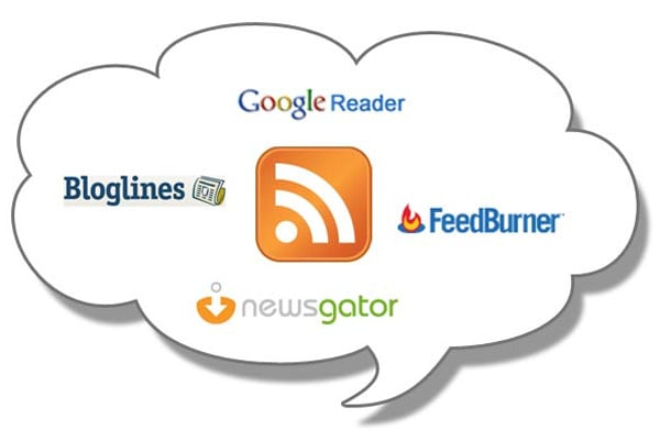 some tips for web designers and web developers on how to stay up to date when using rss readers