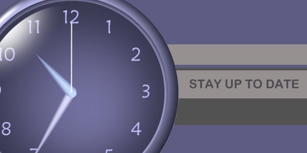 some tips for web designers and web developers on how to stay up to date