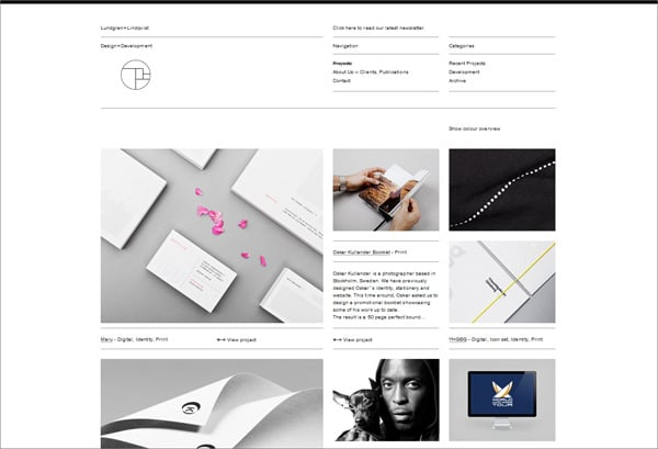 Minimalist web design: minimalist theory basics, main principles of minimalism