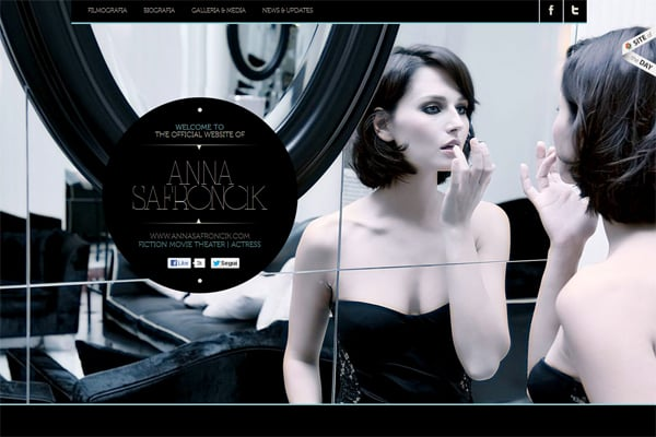 100 Smashing Websites with Large Background Photos