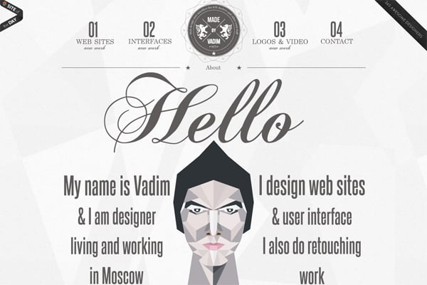 Inspirational Breakdown: 60 Typography-Driven Websites