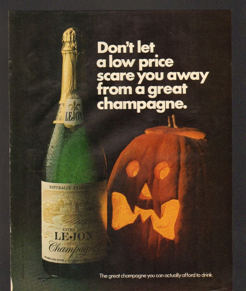 36 Halloween PrintingAds to Scare You