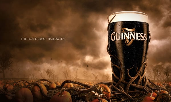 Trick-or-Treating: 36 Scary and Fun Print Ads