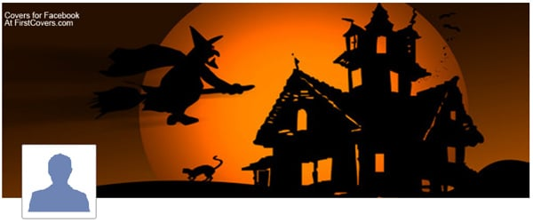 Halloween Profile Facebook Cover