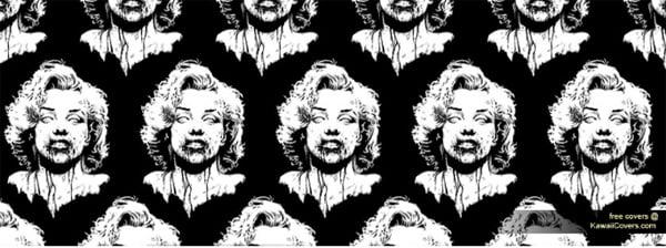 Zombie Monroe Facebook Cover