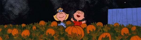 The Great Pumpkin Facebook Cover