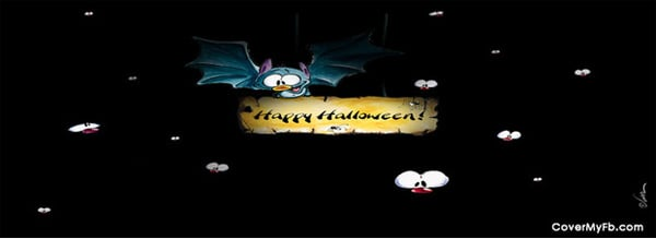 Happy Halloween #2 Facebook Cover