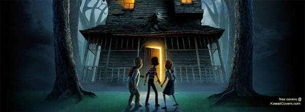 Monster House Facebook Cover