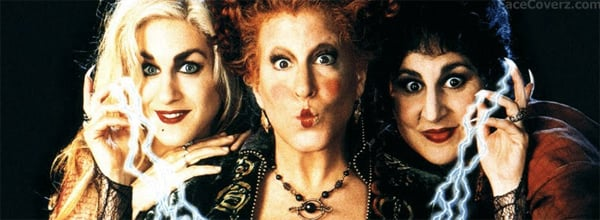 Hocus Pocus Facebook Cover