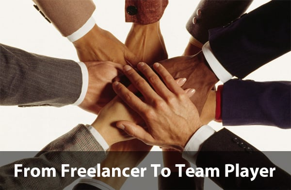 Stressful problems every freelancer face when joining a team