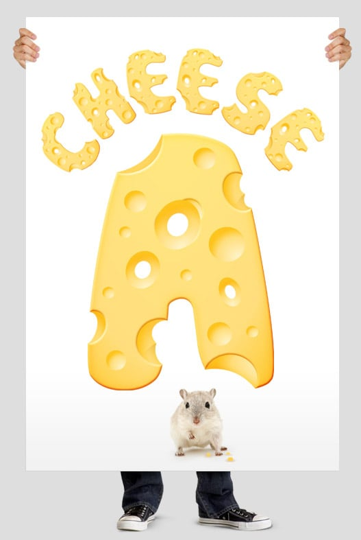 Moon Cheese font