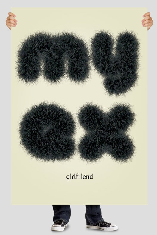 Dust Fur font