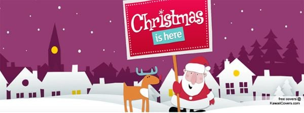 Facebook Timeline Cover for Christmas