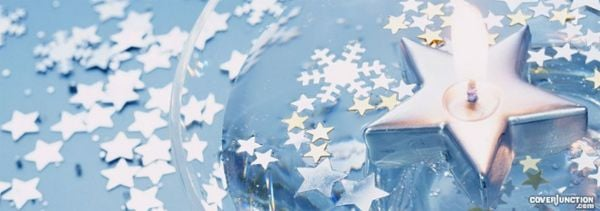 Star Candle Facebook Cover