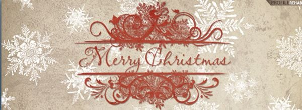 Merry Christmas Facebook Coverr