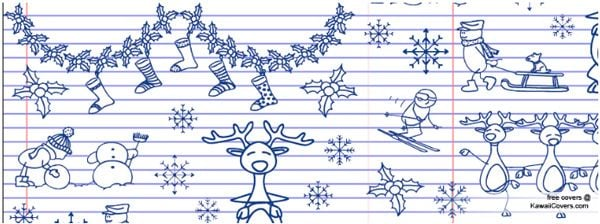 Merry Christmas Timeline Cover