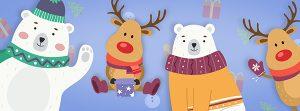 Bears Christmas Cover