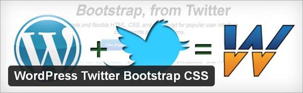 Bootstrap plugins: WordPress Twitter Bootstrap CSS Plugin