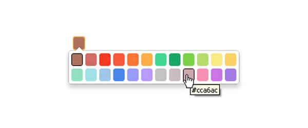 Bootstrap plugins: jQuery Simple Colorpicker Plugin
