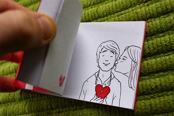 Hand Drawn Flipbook