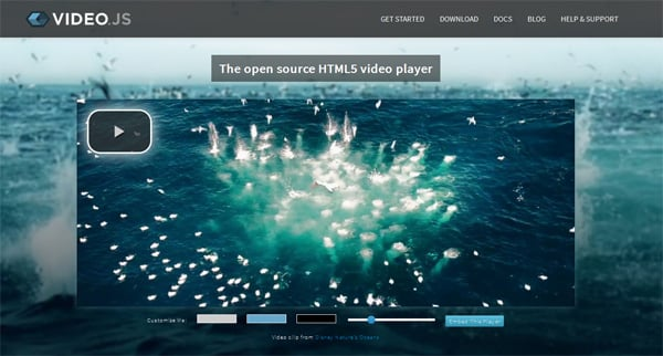 10 Reliable HTML5 Video Players for Your Website