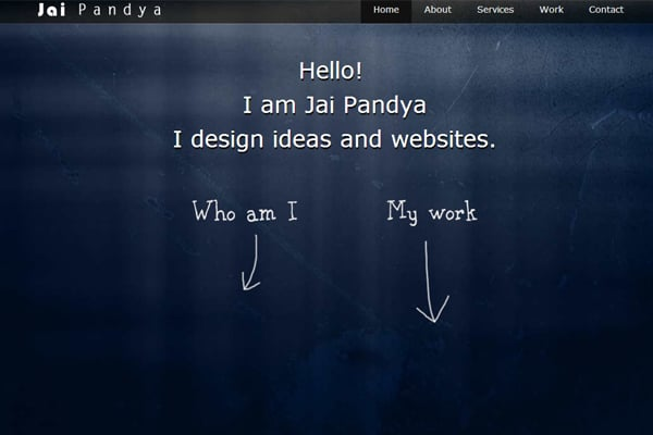 25 Inspirational Blue Website Designs