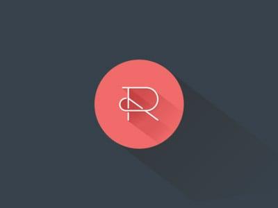 Flat design logos inspiration