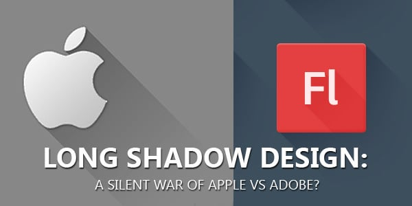 What is long shadow design? Is It trendy?