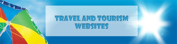 Travel website designs