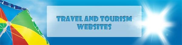 Travel website designs