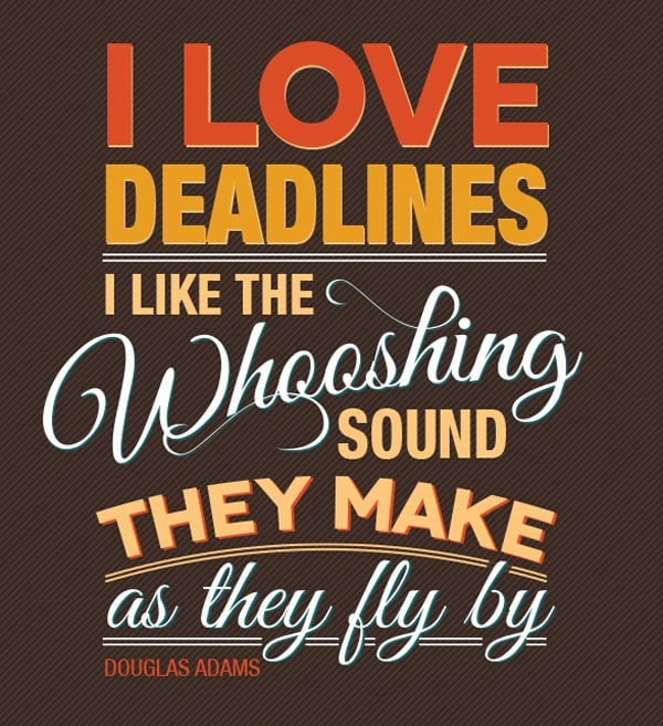 Typography Quotes for Designers