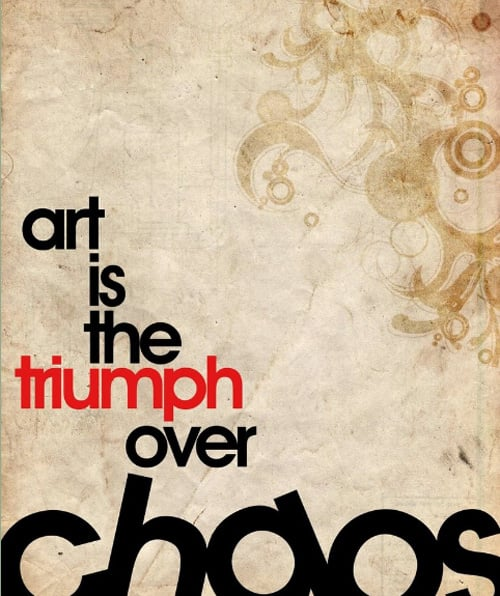 Motivational Typography Quotes for Designers