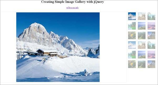 New jQuery Tutorials 2013
