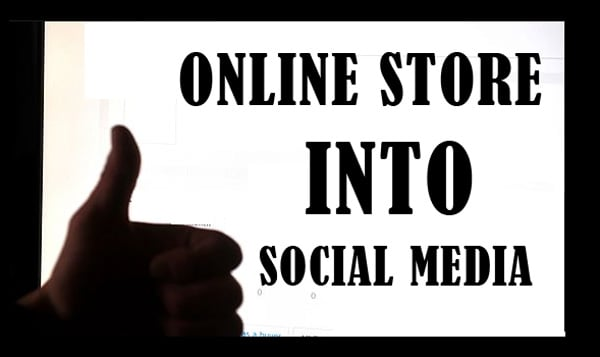 Integrating Your Online Store into Social Media