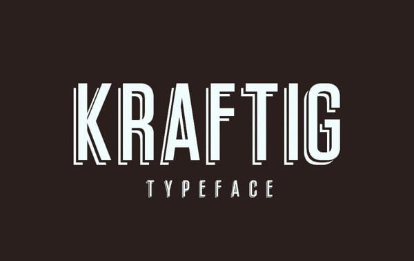 Beautiful Free Typefaces
