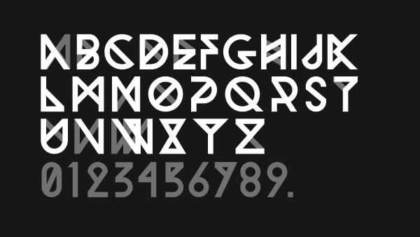 Collection of Beautiful Free Type Faces