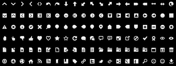 Free Clean Icon Packs