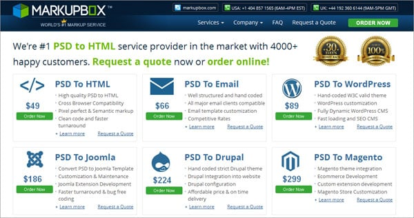 How to Convert PSD to HTML Email Templates - Tutorial