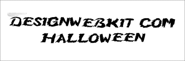 Download Free Halloween Fonts