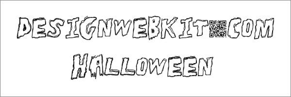 New Halloween Fonts free